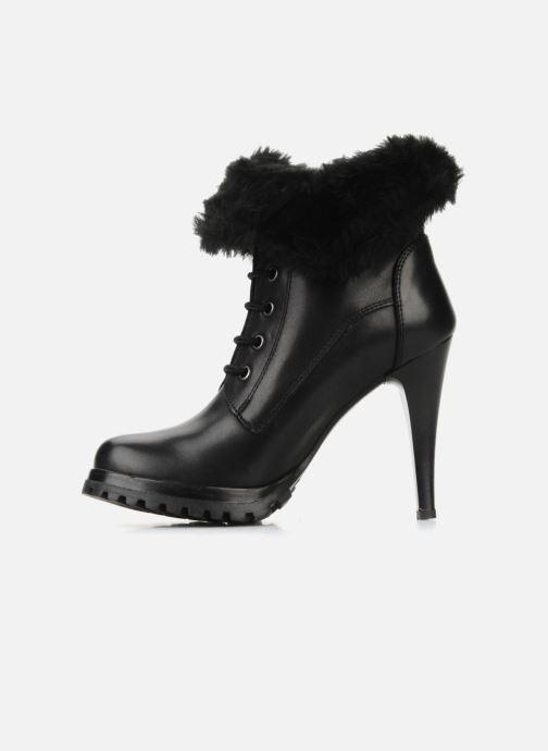 Ankle boots Eden Micho Black front view