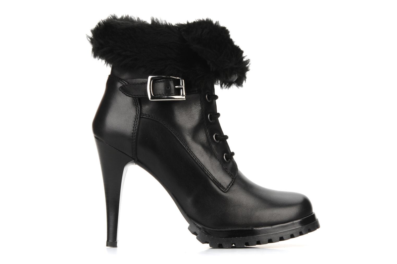 Bottines et boots Eden Micho Noir vue derrière