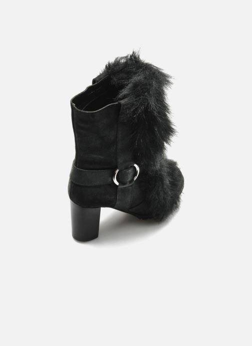 Ankle boots Eden Zon Black 3/4 view