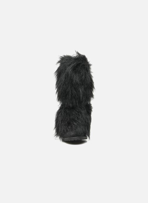 Boots en enkellaarsjes Eden Zon Zwart model