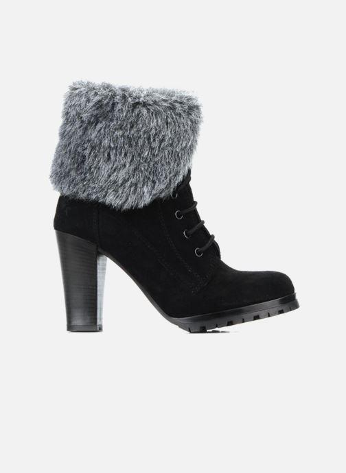 Bottines et boots Eden Cincilla Noir vue derrière