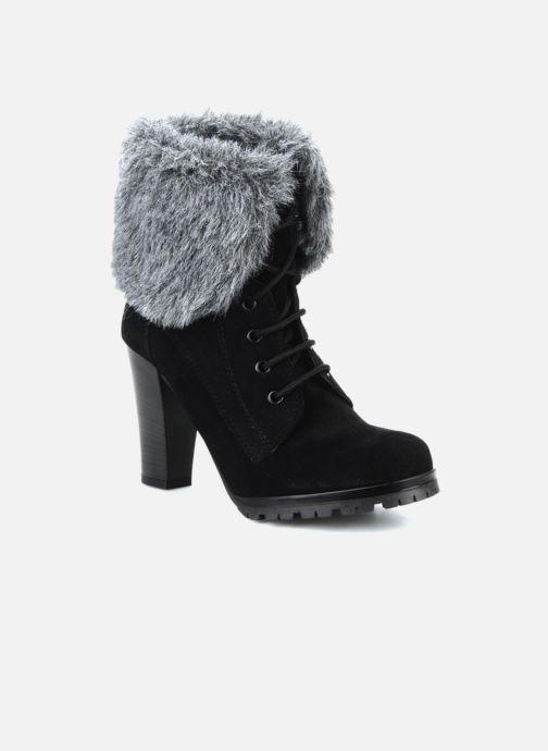 Ankle boots Eden Cincilla Black detailed view/ Pair view