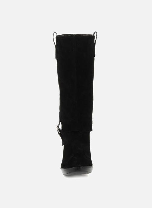 Ankle boots Eden Carla Black model view