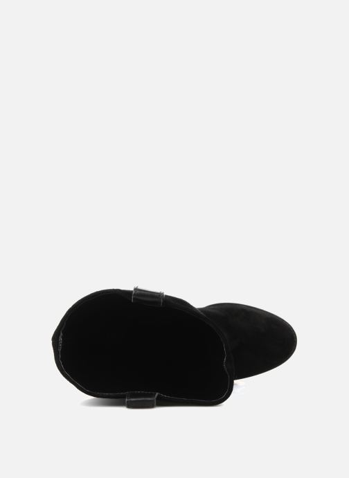 Ankle boots Eden Carla Black view from the left