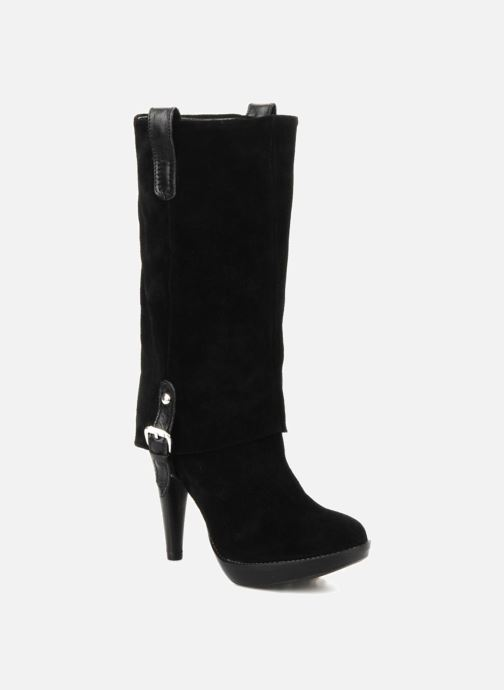 Ankle boots Eden Carla Black detailed view/ Pair view