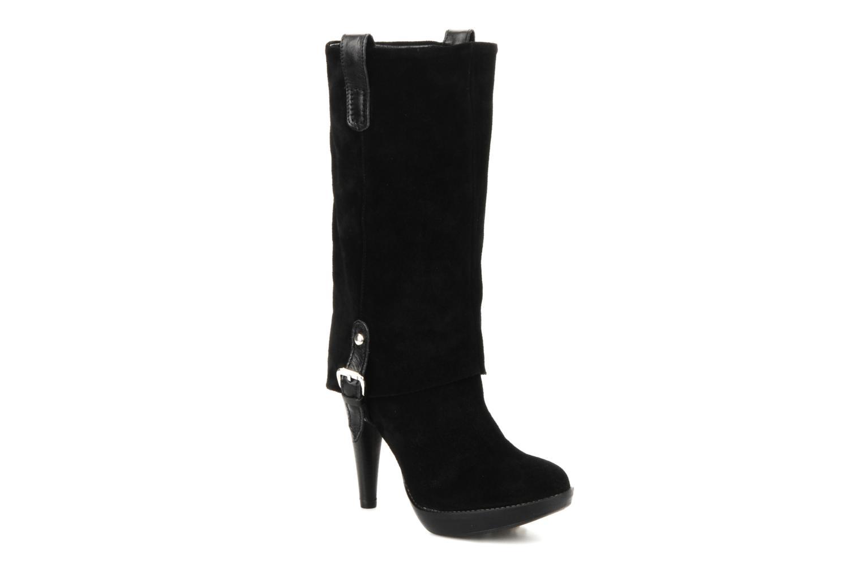 Bottines et boots Eden Carla Noir vue détail/paire