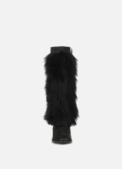 Stiefel Eden Choups schwarz schuhe getragen