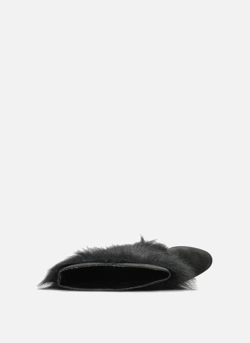 Botas Eden Choups Negro vista lateral izquierda