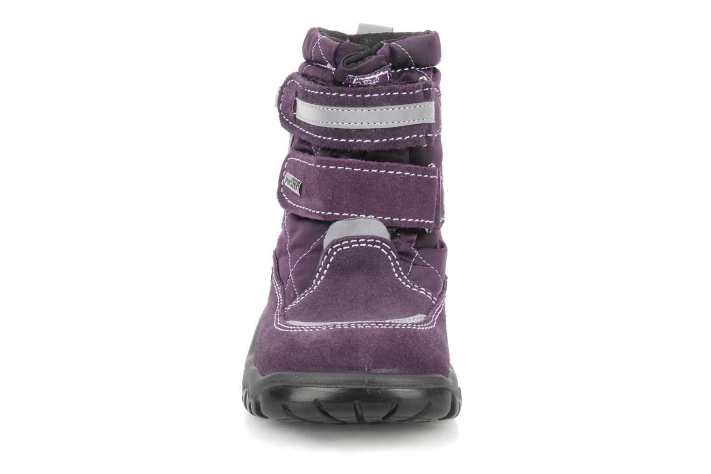 Bottes Rose & Martin Nabou Violet vue portées chaussures