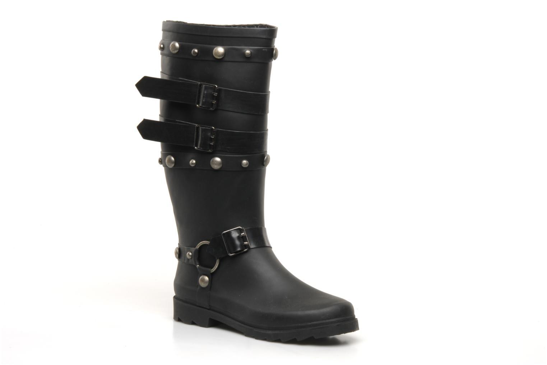 Boots & wellies Chooka Trash Black detailed view/ Pair view