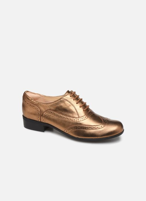 Scarpe con lacci Clarks Hamble oak Oro e bronzo vedi dettaglio/paio