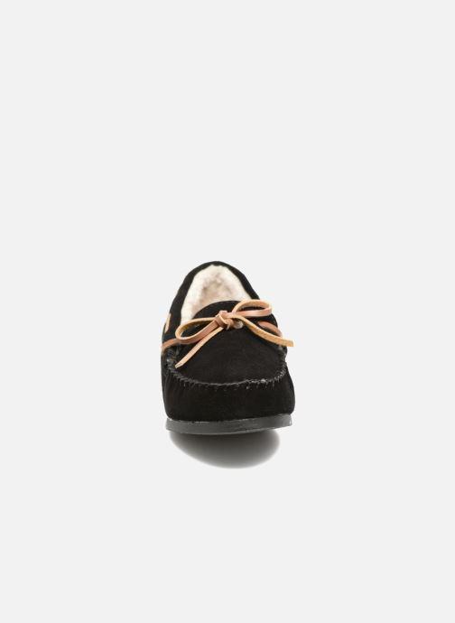 Mocassins Les Tropéziennes par M Belarbi Galway Noir vue portées chaussures