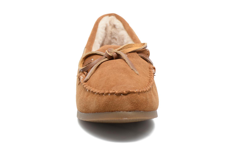 Loafers Les Tropéziennes par M Belarbi Galway Brown model view