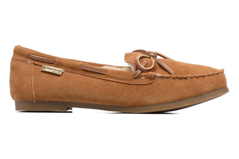 Loafers Les Tropéziennes par M Belarbi Galway Brown back view