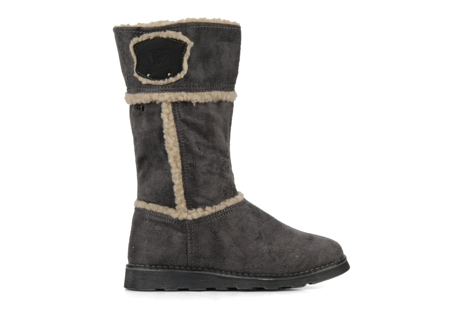 Botas I Love Shoes Fashion Gris vistra trasera