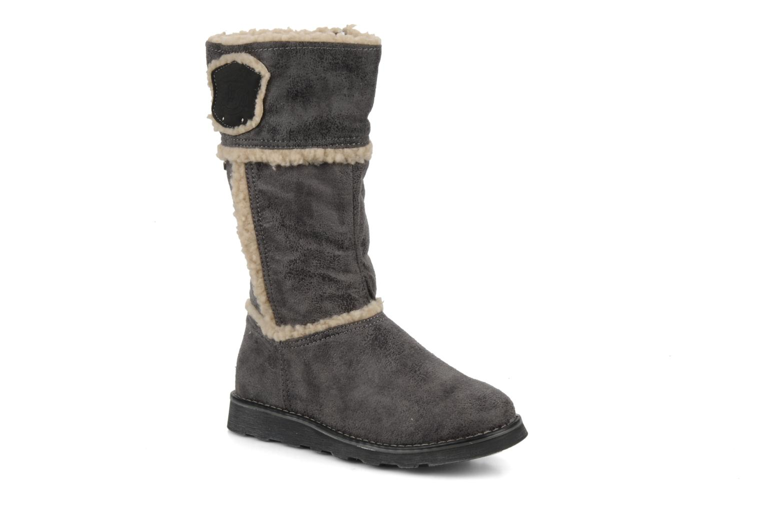 Botas I Love Shoes Fashion Gris vista de detalle / par