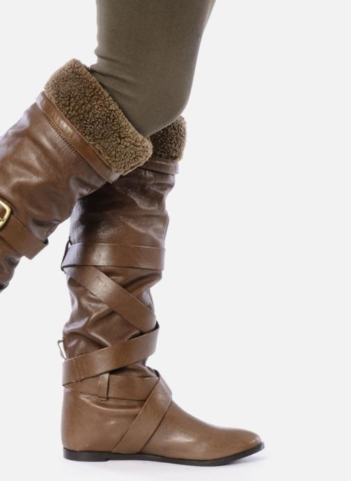 Støvler & gummistøvler Georgia Rose Merika Brun se forneden