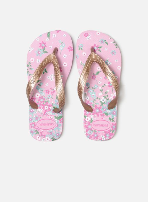 Slippers Havaianas Kids flores Multicolor model