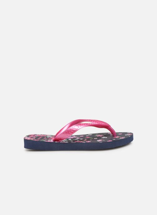 Tongs Havaianas Kids flores Multicolore vue derrière
