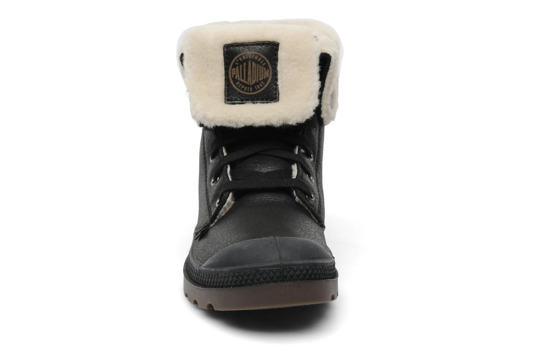 Bottines et boots Palladium Baggy ls w Noir vue portées chaussures