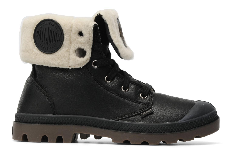 Bottines et boots Palladium Baggy ls w Noir vue derrière