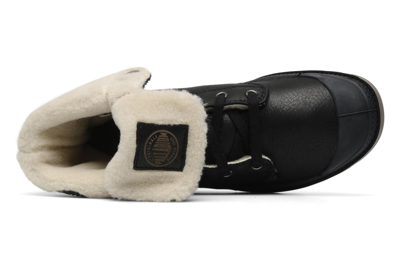 Bottines et boots Palladium Baggy ls w Noir vue gauche