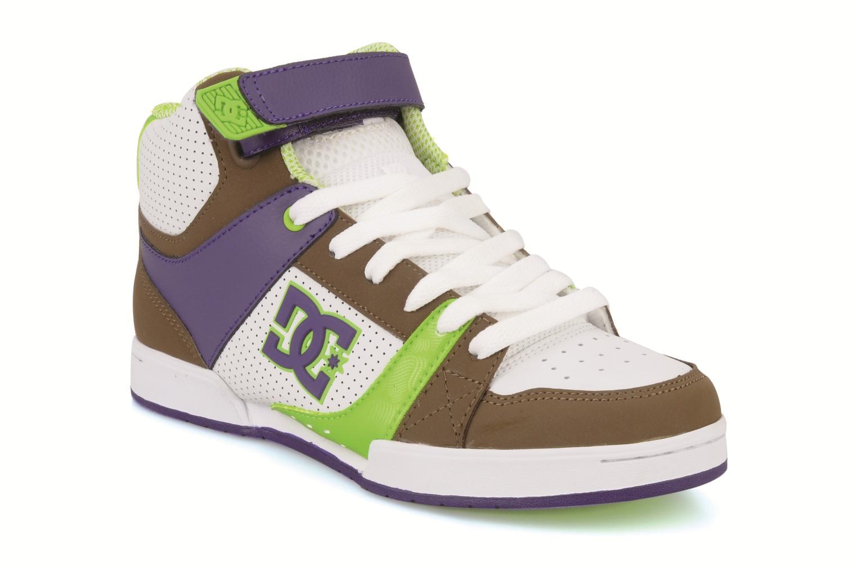 DC Schuhes Schuhes DC Tricky mid w (mehrfarbig) Sportschuhe bei Sarenza  (78073) 036532
