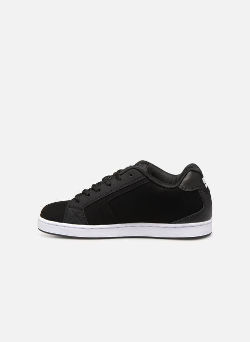 Chaussures de sport DC Shoes Net Noir vue face