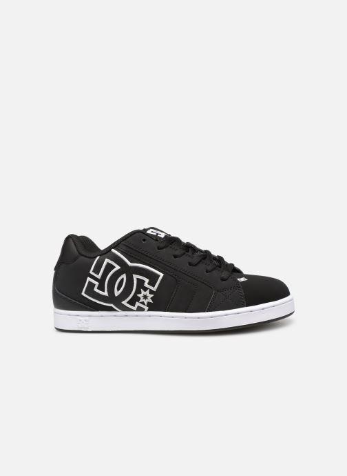 Chaussures de sport DC Shoes Net Noir vue derrière