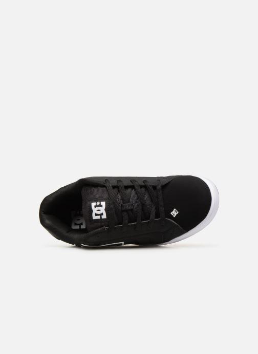 Chaussures de sport DC Shoes Net Noir vue gauche