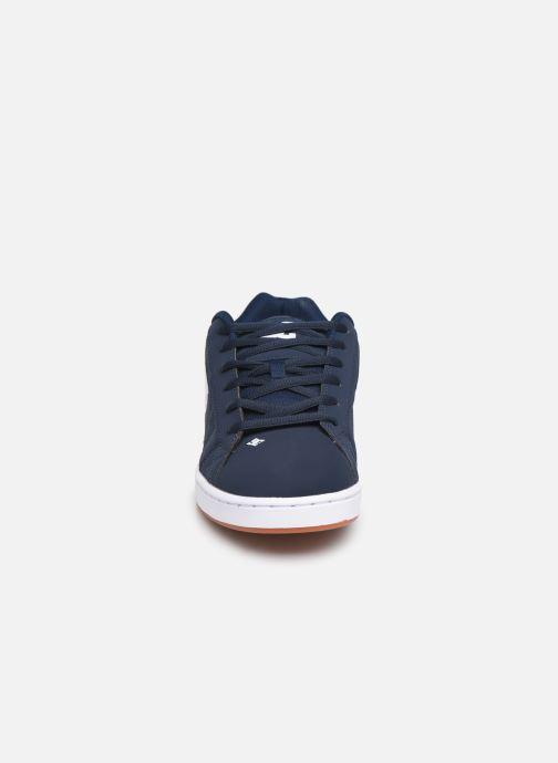 Sport shoes DC Shoes Net Blue model view