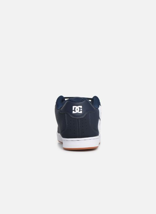 Sport shoes DC Shoes Net Blue view from the right