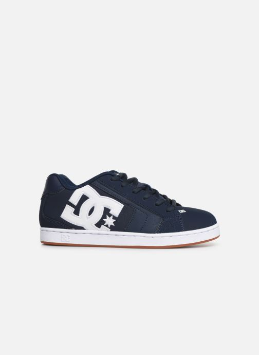Sport shoes DC Shoes Net Blue back view