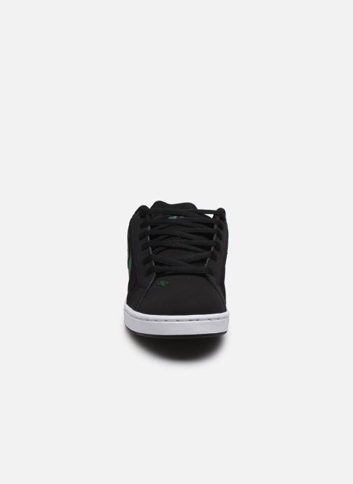 Chaussures de sport DC Shoes Net Noir vue portées chaussures
