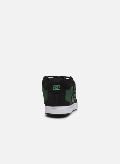 Chaussures de sport DC Shoes Net Noir vue droite