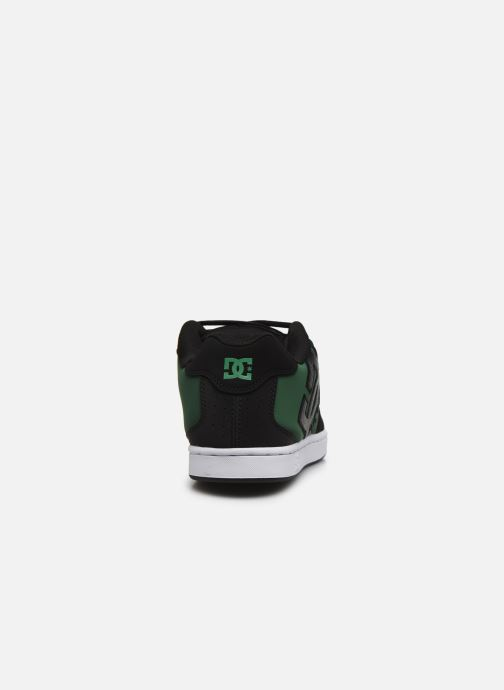 Zapatillas de deporte DC Shoes Net Negro vista lateral derecha