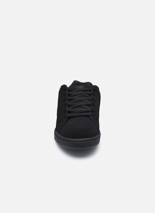 Zapatillas de deporte DC Shoes Net Negro vista del modelo