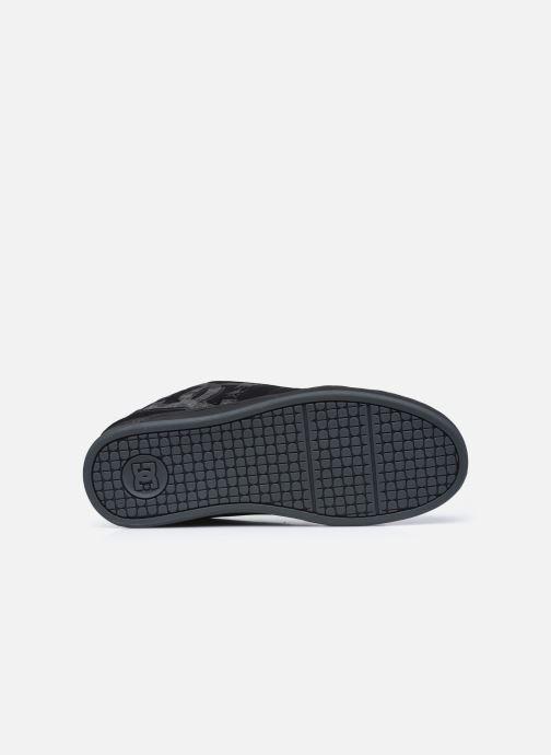 Zapatillas de deporte DC Shoes Net Negro vista de arriba