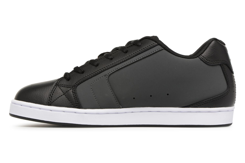 Zapatillas de deporte DC Shoes Net Negro vista de frente