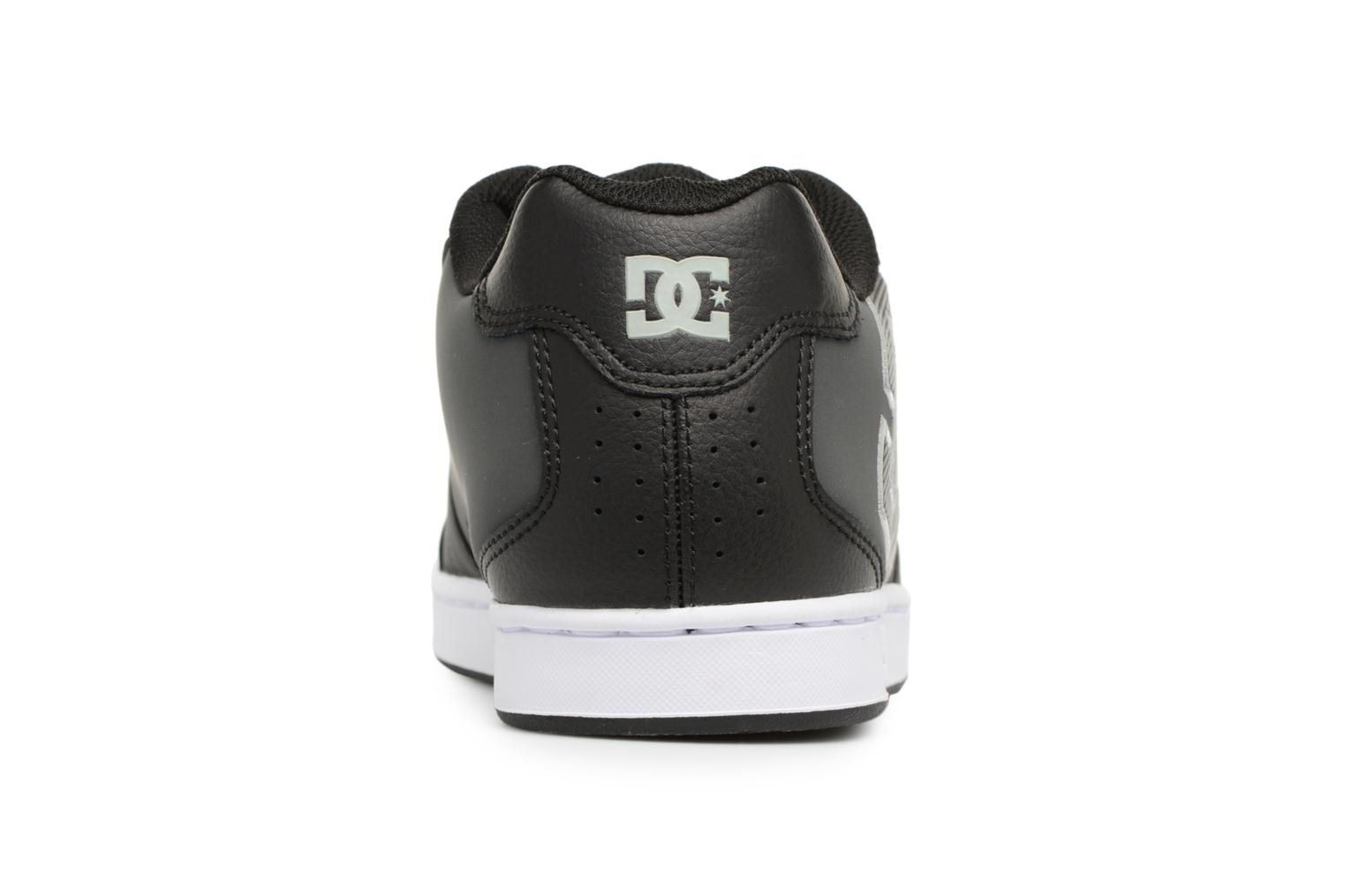 Sport shoes DC Shoes Net Black view from the right