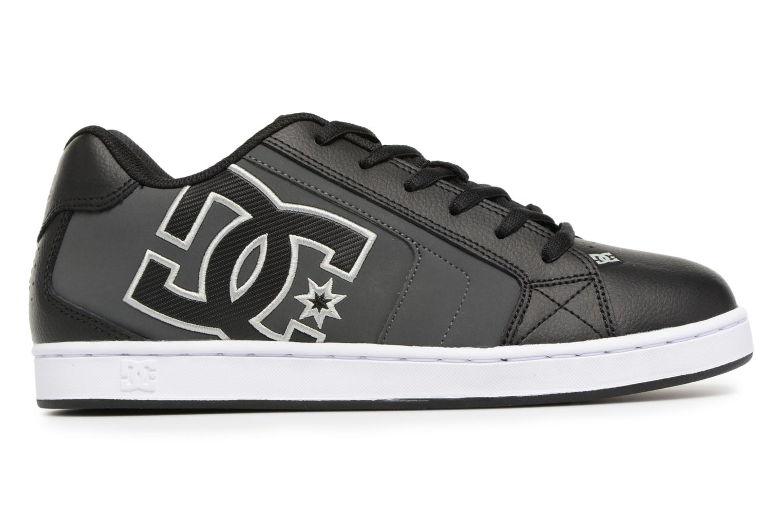 Sport shoes DC Shoes Net Black back view