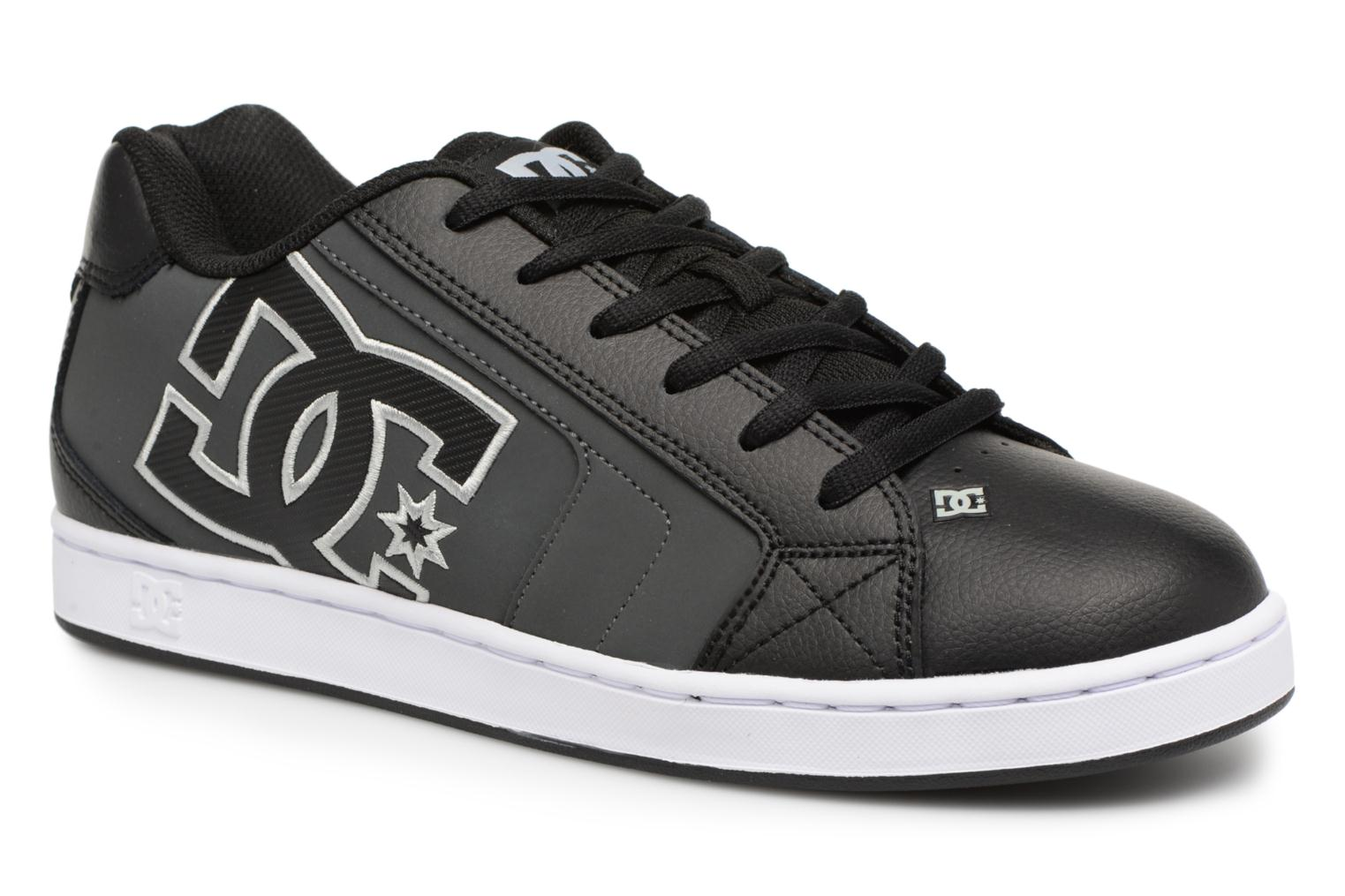 Sport shoes DC Shoes Net Black detailed view/ Pair view
