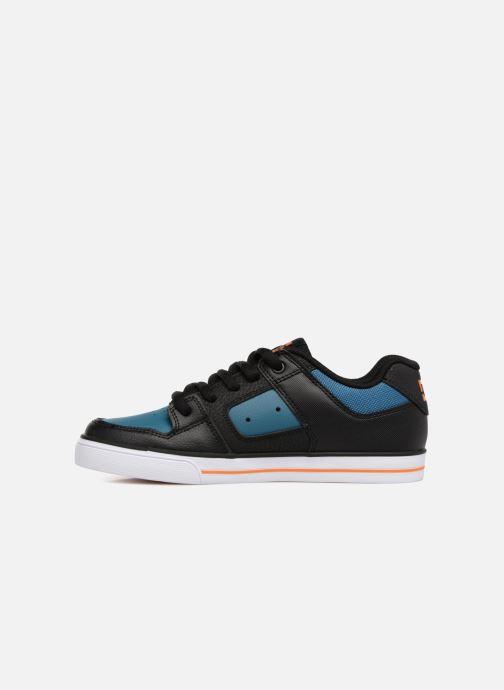 Sport shoes DC Shoes Pure k Blue front view