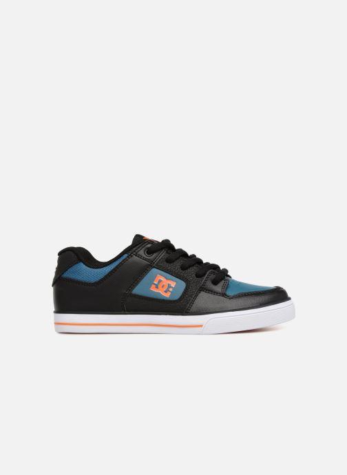 Sport shoes DC Shoes Pure k Blue back view