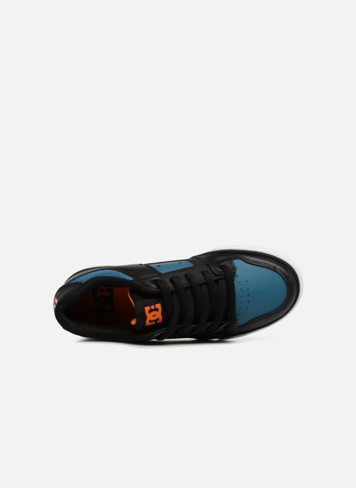 Sport shoes DC Shoes Pure k Blue view from the left