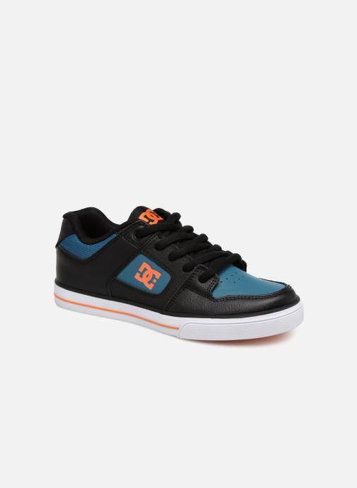 Sport shoes DC Shoes Pure k Blue detailed view/ Pair view