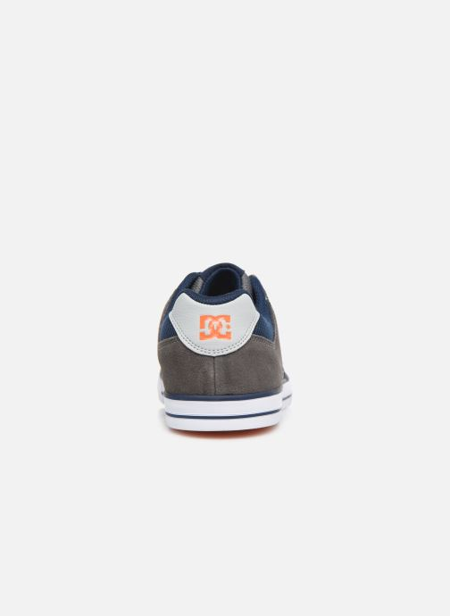Chaussures de sport DC Shoes Pure k Gris vue droite