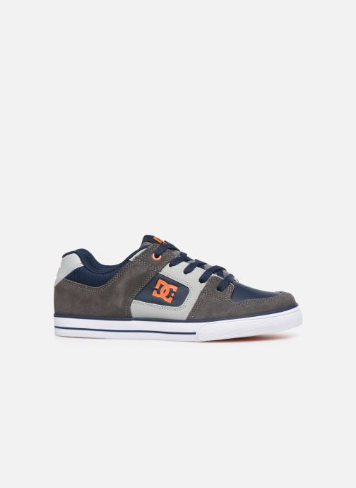 Sport shoes DC Shoes Pure k Grey back view