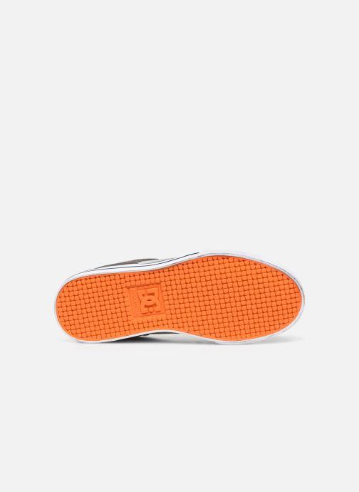 Chaussures de sport DC Shoes Pure k Gris vue haut