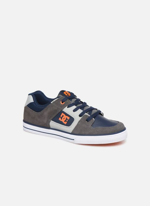 Sport shoes DC Shoes Pure k Grey detailed view/ Pair view